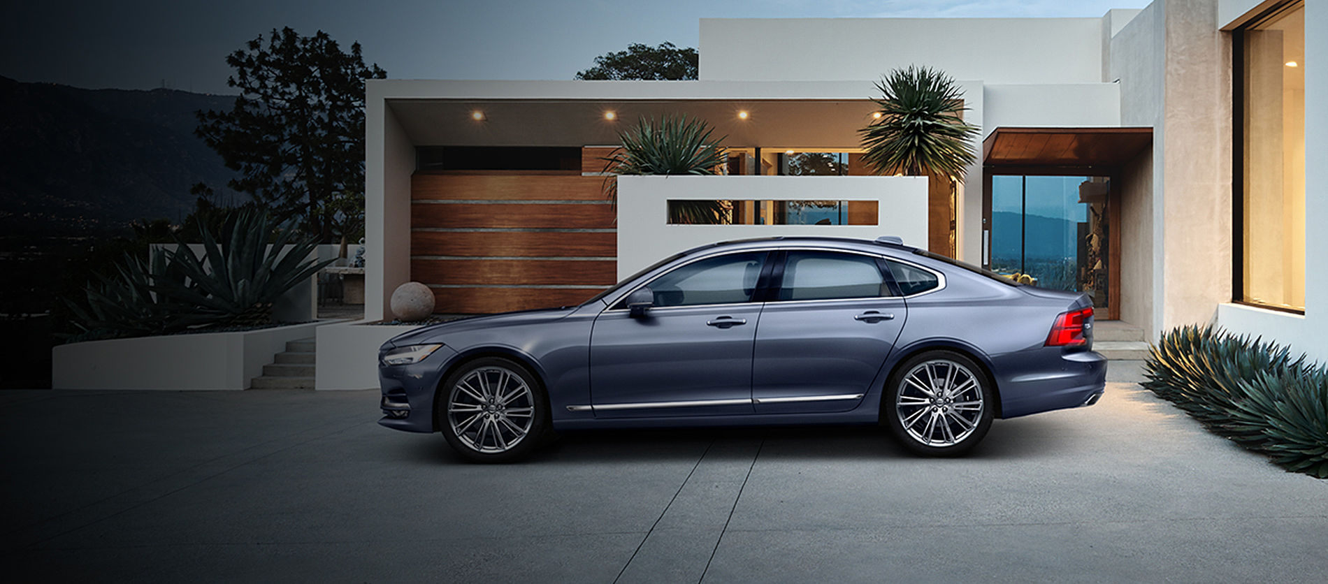 S90 with two complementary Services on PCP 10.9% APR Representative